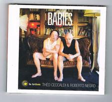 THÉO CECCALDI & ROBERTO NEGRO - BABIES - CD 7 TITRES - 2016 - NEUF NEW NEU