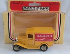LLEDO DAYS GONE 1934 FORD MODEL A HAMLEYS TOYSHOP DIECAST VAN BOXED