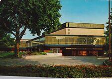 Oberhausen , Stadthalle ,Ansichtskarte