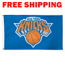 Deluxe New York Knicks Logo Flag 2018 NBA Basketball Fan Banner 3X5 ft New