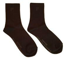 Womens Honda Racing F1 Fila Black Socks Ladies Shoe Trainer Size UK 3-5