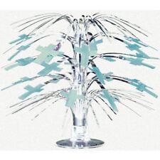 Art de la table de fête bleus Amscan pour la maison Baptême