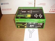 1/16 john deere 140 lawn and garden precision set