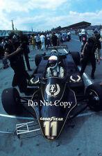 Elio De Angelis Lotus 91 F1 Season 1982 Photograph 1