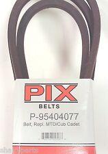 954-04077 Pix Belt Compatible With MTD 954-04077A, 754-04077, 954-04077