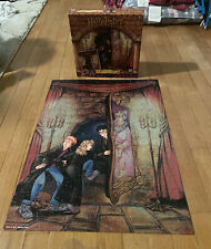 2001 Harry Potter Mystery Puzzle With Decoder 300 Pc