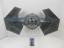 """Vintage Star Wars ANH 1979 Darth Vader TIE Fighter *Great* - """"Fully Functional"""""""