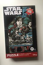 Tyler Stout Star Wars Empire Strikes Back Puzzle Jigsaw - NEW!