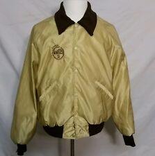 DELONG Men's Nylon Jacket L/XL Stormy's Bloomfield Tavern GUC Rare Vintage