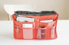 Organiser Handbag Women Travel Makeup Purse Organisateur femmmes bourse A2085