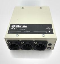 Clear-Com PK-5 Intercom Systems Power Supply