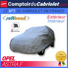 Housse Opel Astra F - SoftBond® : Bâche de protection mixte