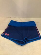 Under Armour Girls Shorts Size Ymd. Loose Fit