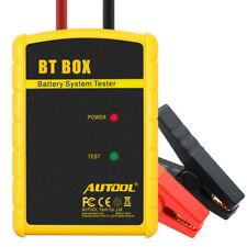 AUTOOL BT BOX Car Battery Tester 12V Car Automotive Charge Cranking Analyzer