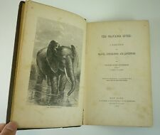 1861 THE OKAVANGO RIVER Charles John Andersson AFRICA Travel EXPLORATION Plates