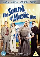 The Sound of Music Live [DVD] [2015][Region 2]
