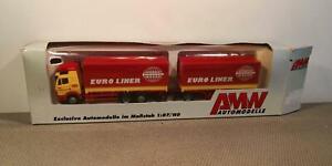 AWM MB SK 88 Euro Liner Hängerzug *Vi716-4
