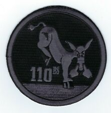 USAF AIR FORCE MISSOURI ANG PATCH 110th BOMB SQUADRON 113th BOMB WING