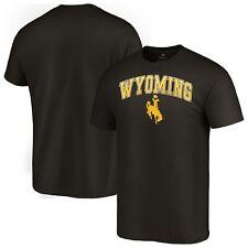 Wyoming Cowboys Campus T-Shirt - Brown