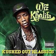 Wiz Khalifa - Kushed Out Klassics NEW CD