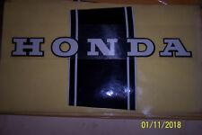 NOS Honda  CT70 A  frame sticker/decal Left 87125-098-670 Genuine HONDA Japan