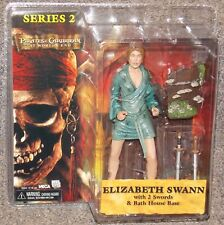 NECA Pirates Of The Caribbean Elizabeth Swann Figure New in The Package