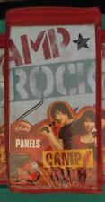 Set of 5 Disney Camp Rock Music Panels/Window Treatment (2 Panels each) 82x63 IN