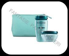 Kerastase Kit Shampoo 250ml Force Architecte 1/2 + Maschera 200ml + Pochette