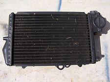 BMW K Radiator K75 K100 K1100 w/ thermostat 17111464568 17111461223
