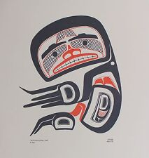 Norman Tait Lithograph Original Poster Michievous Man Tsak 1978