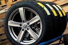 VW T5 T6 WINTERRÄDER Alu Felgen 8x18 Zoll 255/45 Reifen 5x120 WW WH24 GRAU NEU ♦