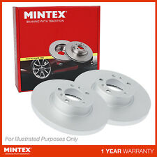 PADS 256mm 232mm 99-05 SEAT LEON 1.4 1.6 1.8 FRONT /& REAR BRAKE DISCS