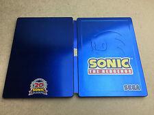 Sonic 20th Anniversary Steelbook tin steel book case