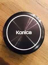 Konica Hexanon AR 50mm F1.4 Vintage Camera Lens Classic