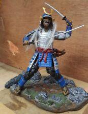 Iron Maiden SAMURAI Trooper Beer Sun & Steel EDDIE FIGURE Diorama Base Figurine