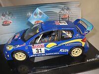 PEUGEOT 206 WRC Rallye WM San Remo #31 Jean-Joseph 2001 Solido 1:18