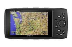 Garmin GPSMAP 276Cx All-terrain GPS Navigator Advanced Mapping 010-01607-00