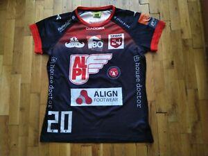 Midtjylland Denmark handball shirt  Hummel #20 Sabine Pedersen match worn sz XL