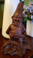 **Rare** - ETHAN - original version - Tom Clark gnome - stained leaf base