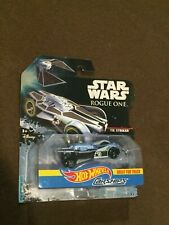 Star Wars Hot Wheels Car Ships Tie Striker NEW MIP