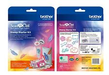 Brother International CASTPKIT1 Scanncut Stamp Starter Kit
