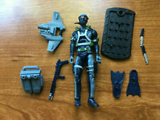 "(M) Wet-Suit GI Joe Rise of Cobra 4"" Figure Loose Hasbro"