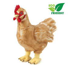 Living Nature Soft Toy Large Hen Chicken 35cm