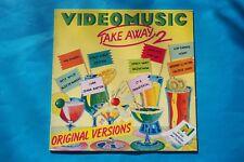 VIDEOMUSIC TAKE AWAY 2 LP NUOVO