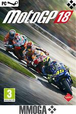 MotoGP 18 2018 - Steam Digital Download Spiel Key PC - Online Eamil Versand - DE