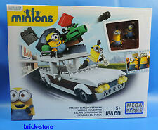 MEGA BLOCKS MINIONS / CNF56  Station Wagon Kombi-Flucht