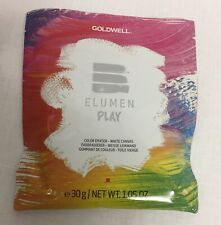 Goldwell ELUMEN PLAY Color Eraser Individual Packet of Hair Color Remover