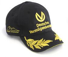 Michael Schumacher 20 anni anniversario Cap 2011 con licenza ufficiale e nuovo con etichetta