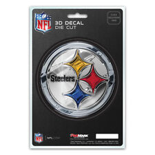 Pittsburgh Steelers 3D Die Cut Decal Emblem Sticker Truck Car FAST USA SHIPPING