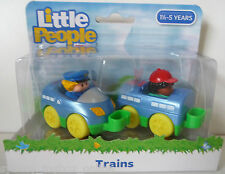 Little People 2 Pack Trains (Last One) DISCOUNTED